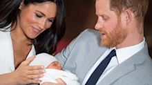 'Harry and Meghan creating a fortress to protect their baby'