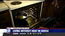 Woman Claims Landlord Refuses to Fix Furnace