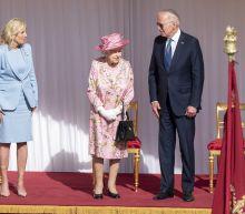 The Latest: Biden arrives in Belgium ahead of NATO summit