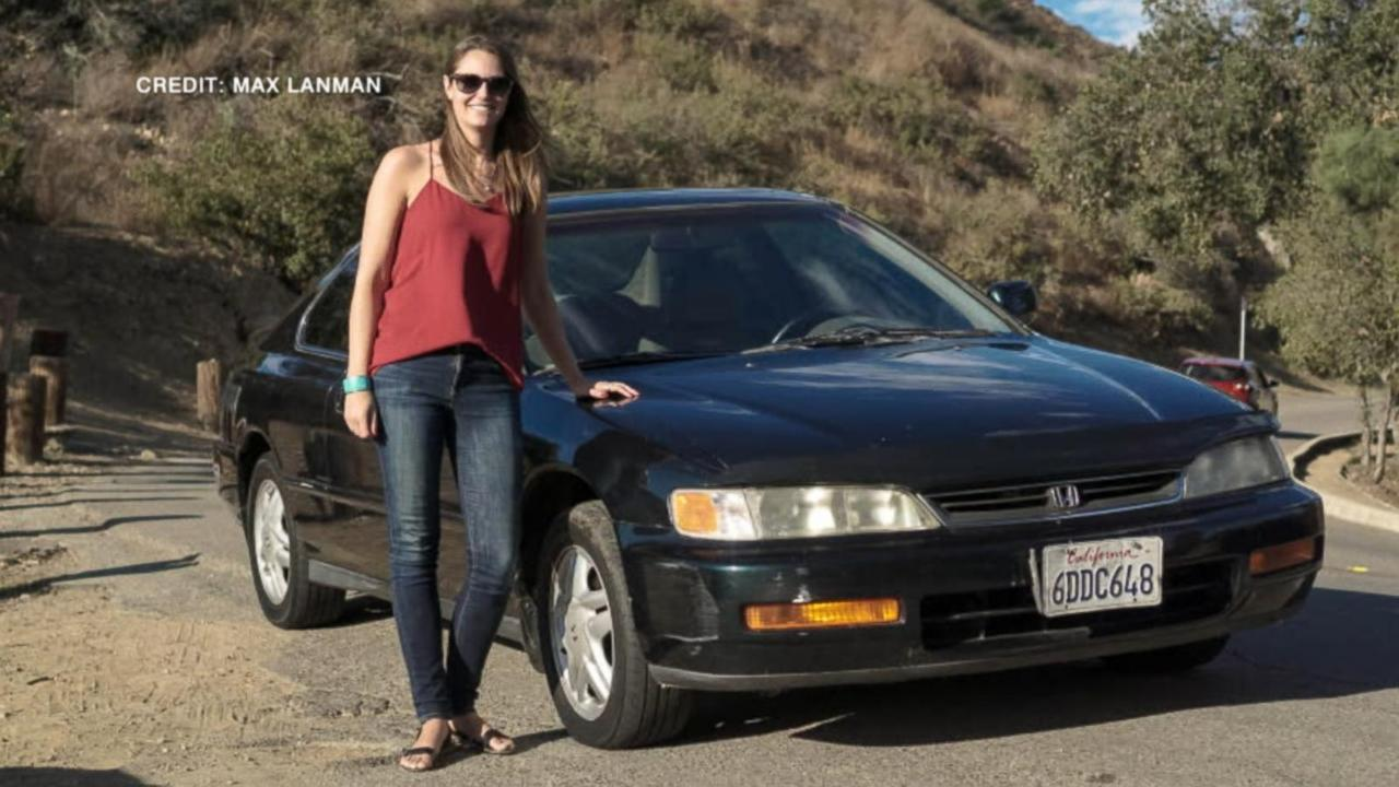 Bids for used car soar after filmmaker 39 s funny ad goes viral for Used car commercial 1996 honda accord