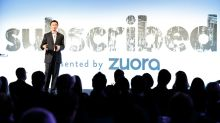 Zuora says more businesses are embracing subscriptions, but stock falls after earnings