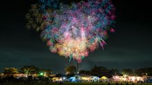 Photographer travels across Japan snapping incredible firework displays