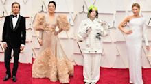 Best and worst looks from the 2020 Oscars red carpet