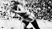 Jesse Owens' courageous achievement