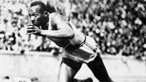 Jesse Owens' courageous achievement