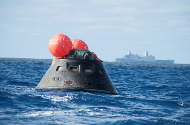 NASA's Orion crew capsule will have over 100 3D printed parts