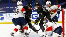 Lightning lose at home to Panthers