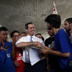 Masked men break into Venezuela opposition party offices on eve of protest