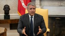 Colombian leader says Venezuela trying to acquire Iran missiles