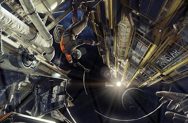How the studio behind 'Prey' reimagined space history