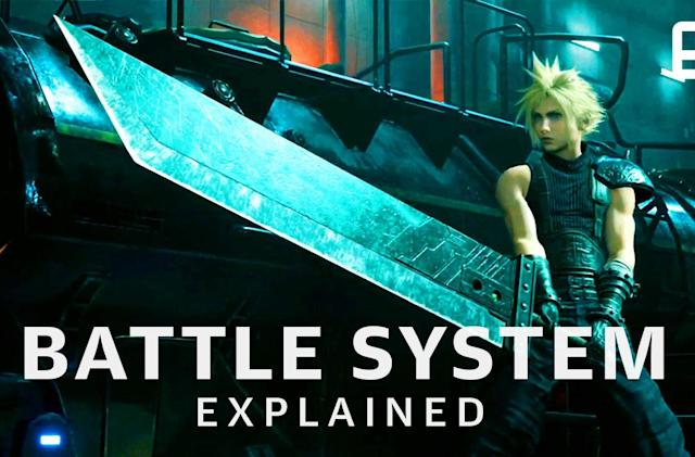 'Final Fantasy VII Remake' feels ambitious and different
