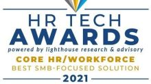 Paychex Recognized for Strength of Technology and Service During COVID-19 with HR Tech Award