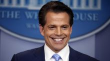 Scaramucci says he's 'totally cool' with Trump after being fired from the Trump administration