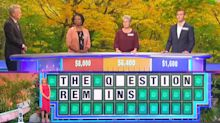 Wheel of Fortune fans can't believe all three contestants missed puzzle