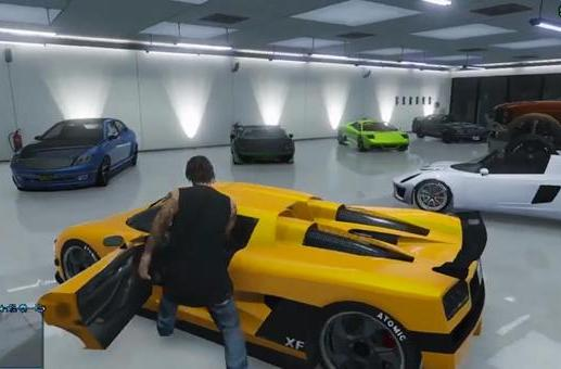 Grand Theft Auto Online launches October 1st with MMO-like elements (video)