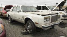 Junkyard Gem: 1986 Chrysler Fifth Avenue