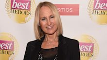 Carol McGiffin avoids wearing face masks as she finds them 'invasive and uncomfortable'