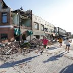 The Latest: Iowa governor issues disaster proclamation
