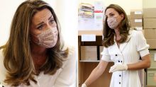 Kate Middleton 'bursts into tears' over coronavirus impact