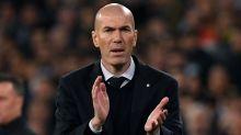 Zidane ne demandera pas de renforts d'ici la fin du mercato