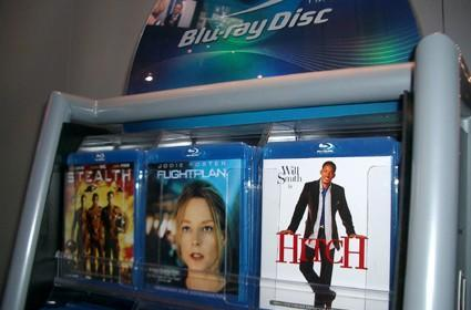 Blu-ray Disc theft becoming an issue, some retailers taking action