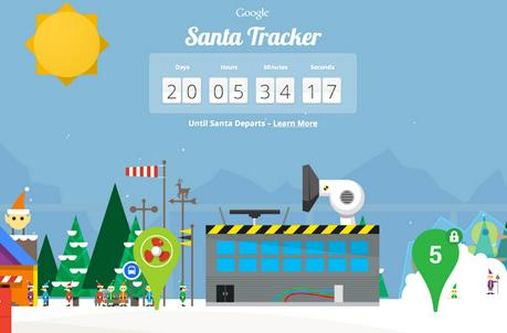 Google improves its Santa tracking with a Chromecast-ready Android app (video)