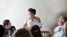 How To Write A Bride Wedding Speech Like A Boss