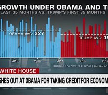 Obama poked Trump on the economy. Trump took the bait.