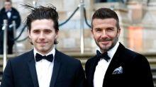 David Beckham congratulates son Brooklyn on engagement to Nicola Peltz