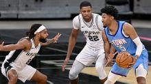 NBA round-up: DeMar DeRozan steers San Antonio Spurs to win over Houston Rockets