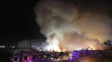 Beirut fire brought under control after terrifying nation