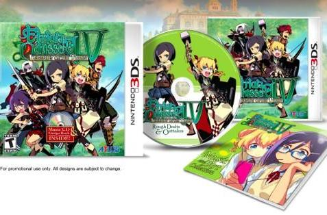 At long last, Fire Emblem and Etrian Odyssey can be recommended to the mainstream