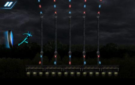 Daily iPhone App: Polara switches up the endless runner genre