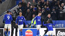 Stoppage time Iheanacho winner gifts Leicester late win over Everton