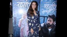 Dia Mirza's Blue Floral Dress Makes For A Perfect All-Occasion Attire