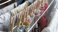 Wäsche trocknen im Winter – Das solltest du beachten