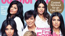 Six Kardashians Together on a Magazine Cover for the First Time in Four Years
