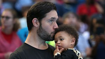 Why Serena's husband is quitting job at Reddit
