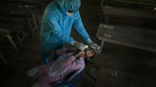 The Latest: September worst month for pandemic in India