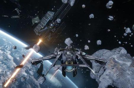 Star Citizen's Arena Commander is live