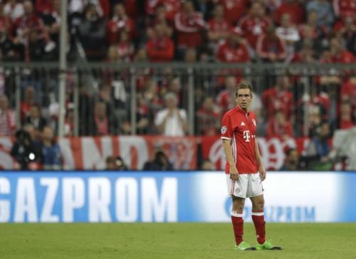 Philipp Lahm, FC Bayern München