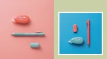 質感生活:日本第一文具品牌 KOKUYO ME,以簡約設計與粉嫩配色引起討論!