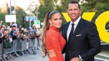 Alex Rodriguez Comforts an Emotional Jennifer Lopez After 'Tough' Show: 'You Never Sounded Better'