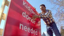 Calgarian relentlessly campaigns to find friend an organ donor