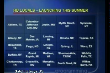 DISH Network gets official with summer / fall HD locals