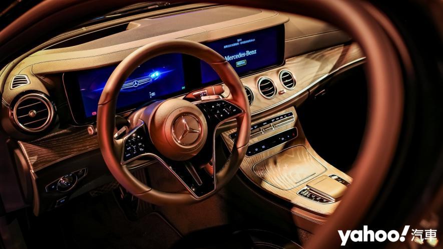 老賓士、新古典!2021 Mercedes-Benz E-Class抵台上市! - 7