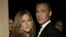 First look at Jennifer Aniston and Brad Pitt's reunion