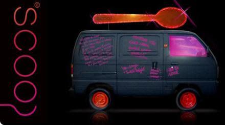 Scoop brings glam to the ice cream truck biz
