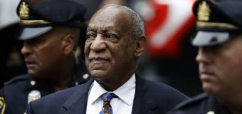 Cosby hearing a spectacle, but he also gets a break