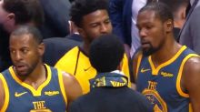 The fiery moment KD announced the end of a dynasty